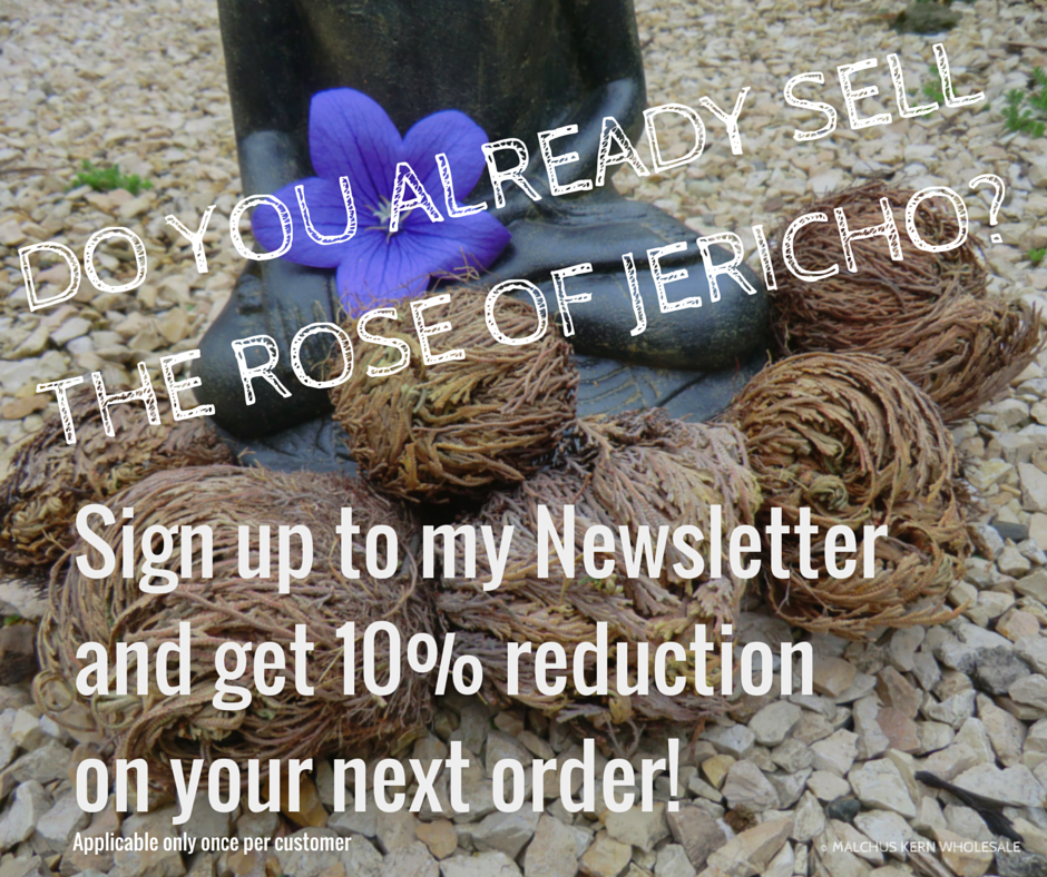 Save on your next esoteric wholesale order