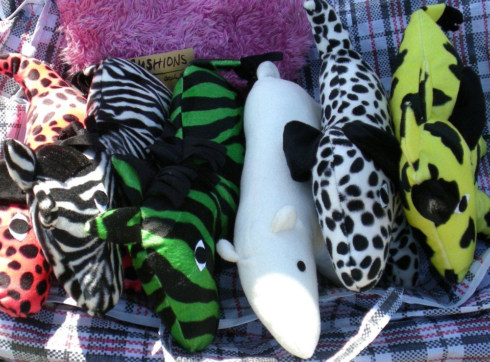 Felt stuffed animal plush toy