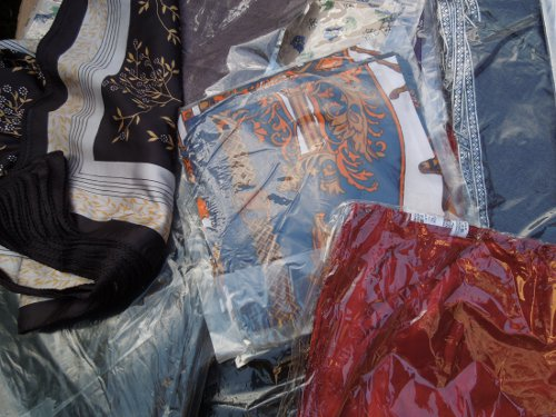 Scarves Stock Lot 4