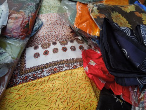 Scarves Stock Lot 8