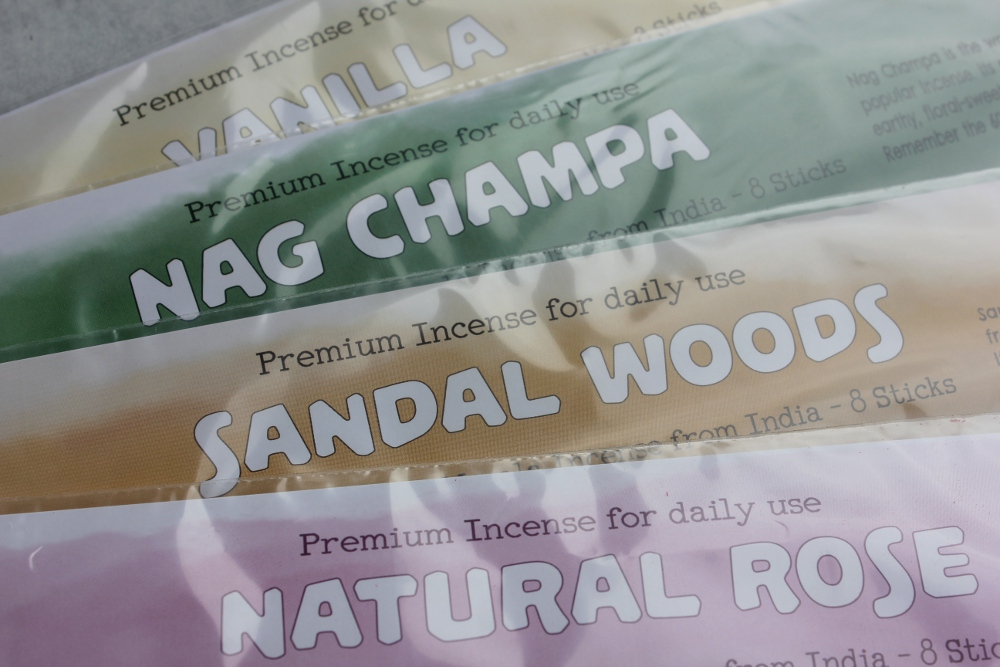 Premium Incense Sticks are available for your design